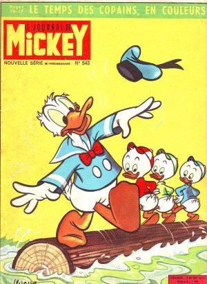 Le journal de Mickey 543