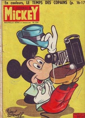 Le journal de Mickey 534