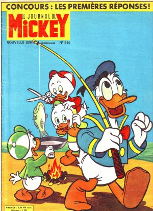 Le journal de Mickey 514