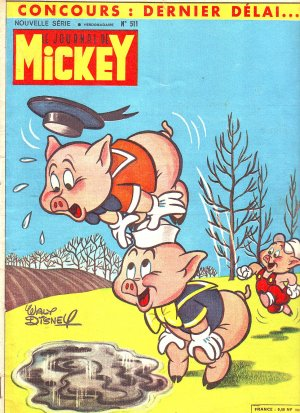 Le journal de Mickey 511