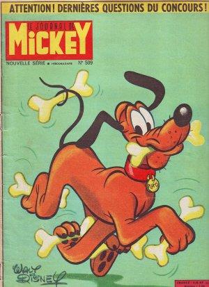 Le journal de Mickey 509