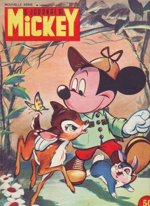 Le journal de Mickey 292