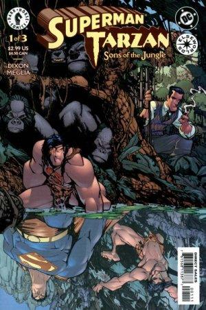 Superman / Tarzan # 1 Issues