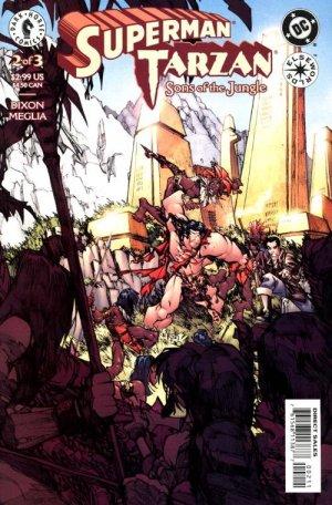 Superman / Tarzan # 2 Issues
