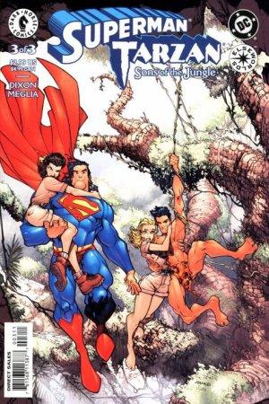 Superman / Tarzan # 3 Issues