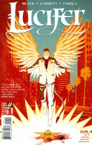 Lucifer édition Issues V2 (2016 - 2017)