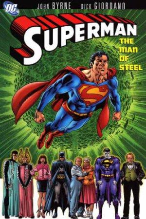 Superman - L'homme d'acier édition TPB softcover (souple)