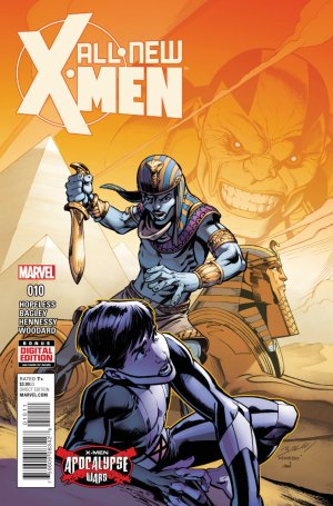All-New X-Men # 10 Issues V2 (2015 - 2017)