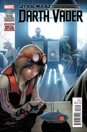 Star Wars - Darth Vader # 21 Issues (2015 - 2016)