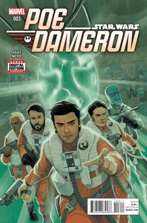 Star Wars - Poe Dameron # 3