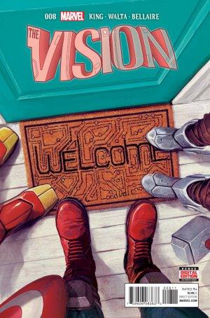 La Vision # 8 Issues V2 (2015 - 2016)