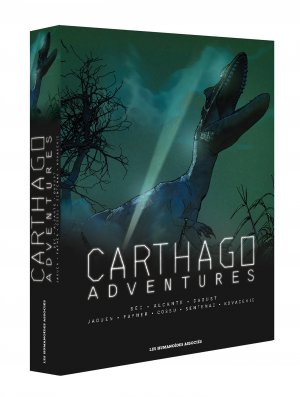 Carthago adventures # 1 coffret