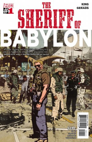 The Sheriff of Babylon édition Issues