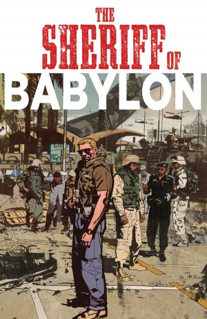 The Sheriff of Babylon édition TPB softcover (souple)