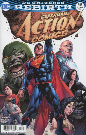 Action Comics édition Issues V1 Suite (2016 - Ongoing)