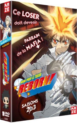 Reborn ! 2 Série TV animée