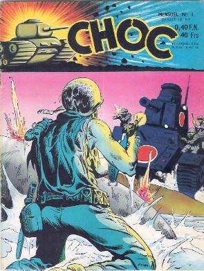 Choc édition Kiosque V1 (1959 - 1965)