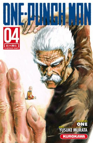 One-Punch Man # 4