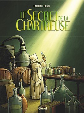 Le secret de la chartreuse édition simple
