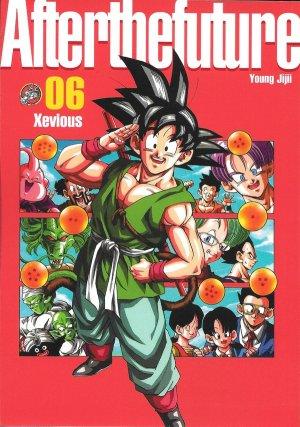 Dragon Ball Afterthefuture #6