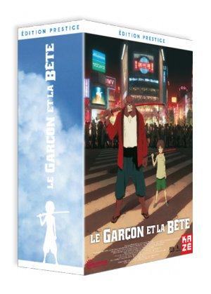 Le Garçon et la Bête édition Prestige Blu-Ray