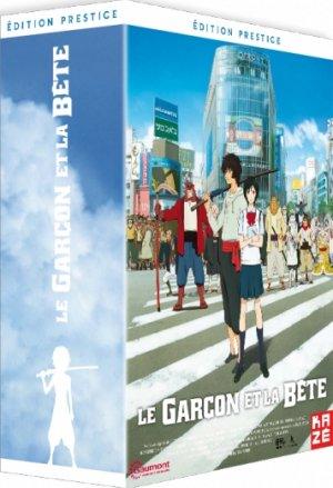 Le Garçon et la Bête édition Prestige DVD