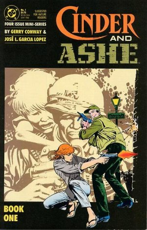 Cinder & Ashe édition Issues (1988)