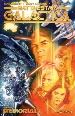 Classic Battlestar Galactica édition TPB softcover (souple) - Issues V2