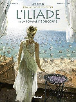 L'Iliade (Bruneau) T.1
