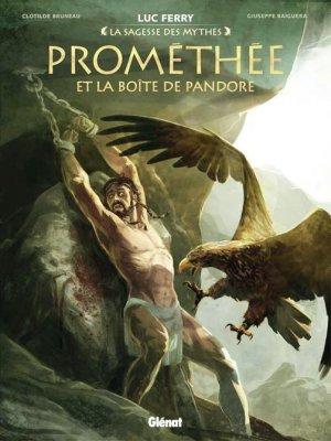 Prométhée et la boite de Pandore