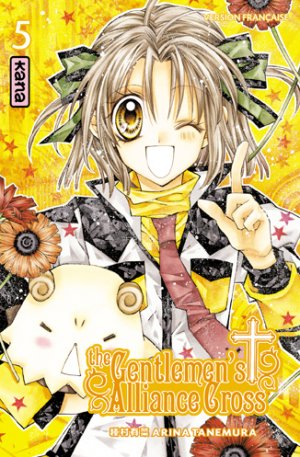 couverture, jaquette The Gentlemen's Alliance Cross 5  (kana)