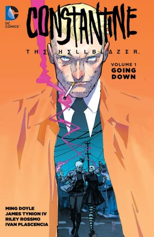 Constantine - The Hellblazer édition TPB softcover (souple)