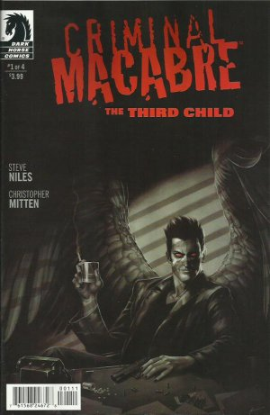 Criminal Macabre - The Third Child édition Issues