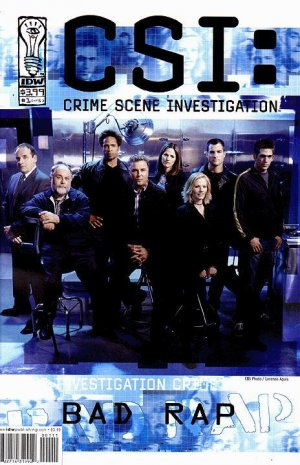 Les Experts - Crime Scene Investigation édition Issues (2003)