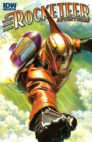Rocketeer Adventures édition Issues (2011)