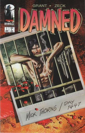 Damned édition Issues (1997)
