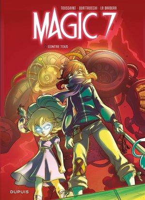 Magic 7 # 2 simple