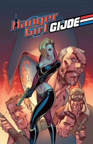 Danger Girl / G.I. Joe édition TPB hardcover (cartonnée)