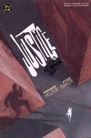 Justice Inc. édition Issues V2 (1989)