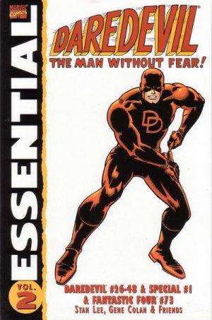 Daredevil # 2 TPB Hardcover - Essential