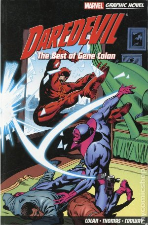 Daredevil - The Best of Gene Colan Collection édition TPB softcover (souple)