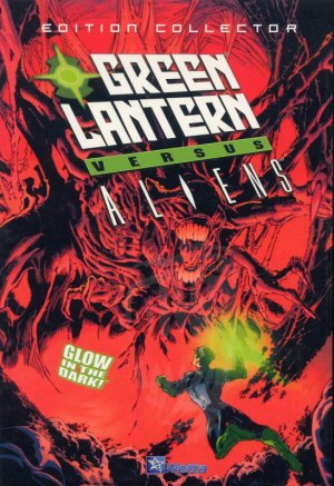 Green Lantern vs Aliens édition Limité (2007)