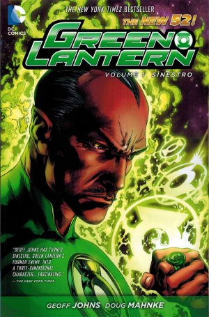 Green Lantern édition TPB softcover (souple)- Issues V5
