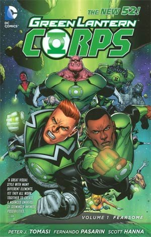 Green Lantern Corps édition TPB Softcover (souple) - Issues V3