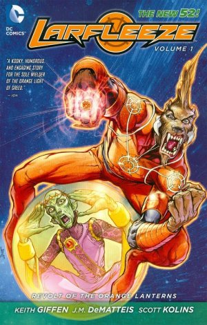 Larfleeze édition TPB Softcover (souple) - Issues V1