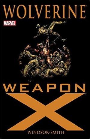 Wolverine - L'arme X édition TPB softcover (souple)
