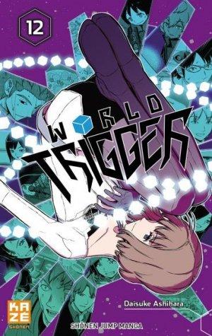 World Trigger # 12