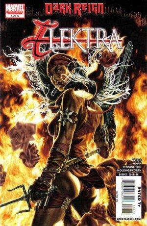 Dark Reign - Elektra édition Issues