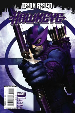 Dark Reign - Hawkeye # 1 Issues (2009 - 2010)