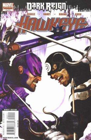 Dark Reign - Hawkeye # 2 Issues (2009 - 2010)
